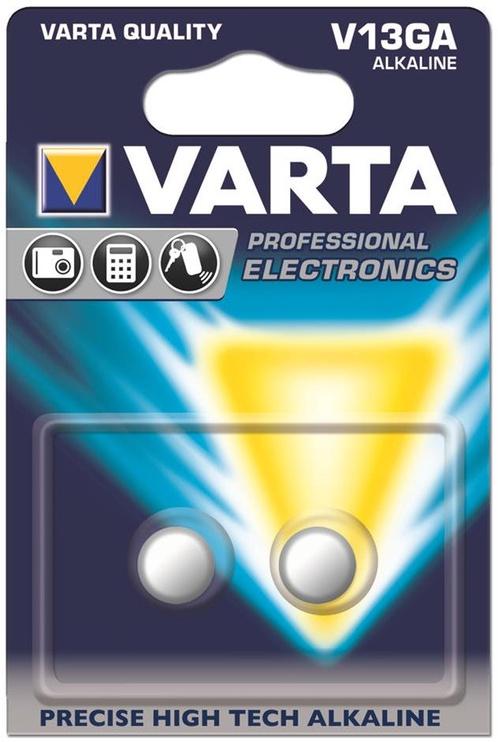 Varta Alkaline Batteries V13GA LR44 x2