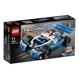 Конструктор LEGO®Technic 42091 Полицейская погоня