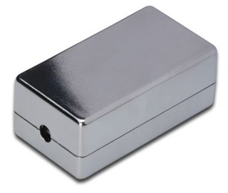 Digitus Modular Coupler CAT5e FTP/STP RJ45 Silver 100pcs
