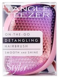 Tangle Teezer Compact Styler Brush Sunset Pink