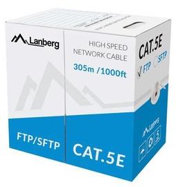 Lanberg Cable CAT 5e FTP Grey 305m
