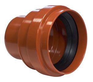 Jätkumuhv PVC 110mm