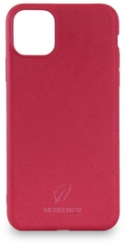 Screenor Ecostyle Back Case For Apple iPhone 11 Pro Max Cherry Pink