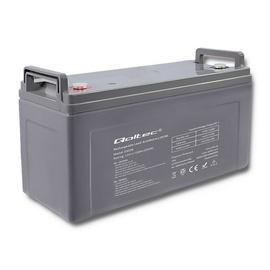 Qoltec AGM Battery 12V 120Ah Max 1440A
