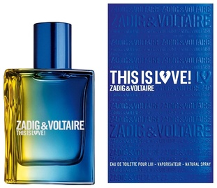 Zadig & Voltaire This Is Love For Him 50ml EDT