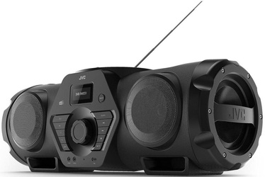 JVC RV-NB200BT Black