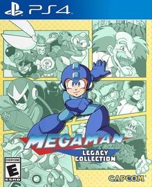 Mega Man Legacy Collection PS4