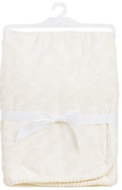 BabyDan Double Fleece Blanket Beige