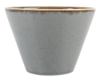 Porland Seasons Conical Bowl D5.5cm Dark Grey