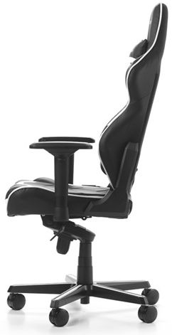 DXRacer Racing Pro R131-NW Gaming Chair Black/White