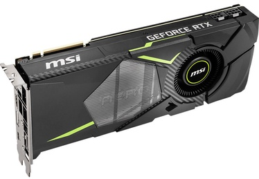 MSI GeForce RTX 2080 AERO 8GB GDDR6 PCIE