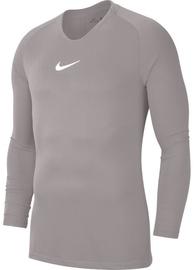 Nike Men's Shirt M Dry Park First Layer JSY LS AV2609 057 Gray S