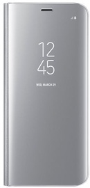Samsung Clear View Case For Samsung Galaxy S8 Plus Silver