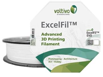 Voltivo Evo Filament Cartridge 2.85mm White