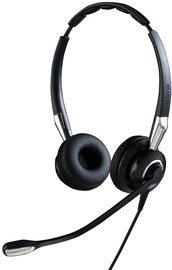 Jabra Biz 2400 II Duo QD Black