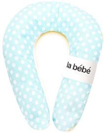 La Bebe Nursing Maternity Pillow Snug 20x70cm Mint Dots 85708