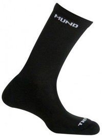 Mund Socks Cross Country Skiing Black M