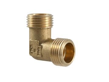 "TDM Brass Corner Joint I/I 3/4"""