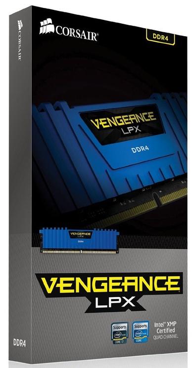 Corsair Vengeance LPX 16GB 2400MHz DDR4 CL14 KIT OF 4 CMK16GX4M4A2400C14B