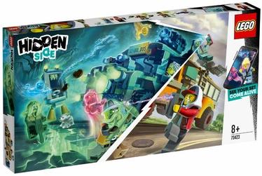 Konstruktor LEGO®Hidden Side 70423 Paranormaalne haarangubuss 3000