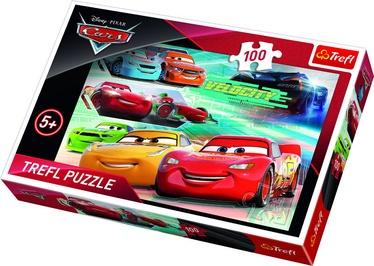 Pusle Trefl Cars Race Heroes 16337, 100 tk