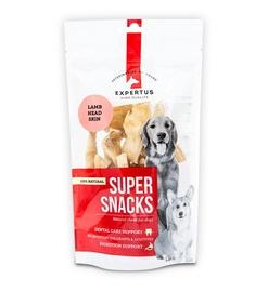 Expertus Super Snacks Lamb head skin 100g