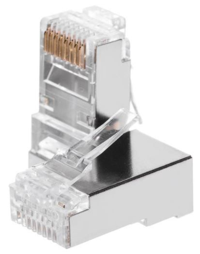 Netrack Modular Plug FTP Cat 6 RJ45 x 100