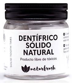 Naturbrush Solid Tooth Tabs 120 Caps