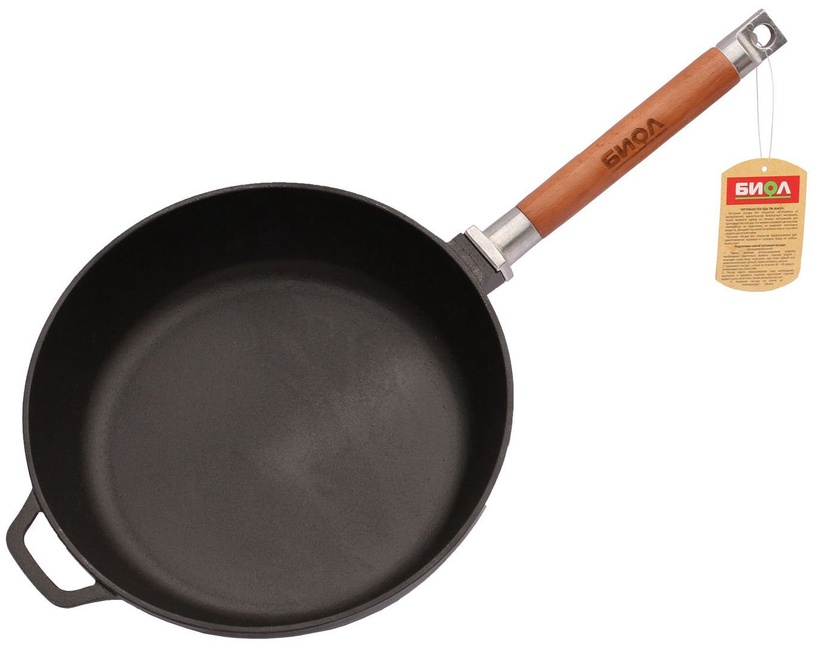 Biol Casting Frying Iron Pan 24cm