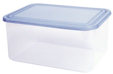 Curver Food Container Rectangle 3L Transparent/Blue