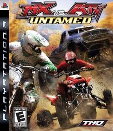 THQ MX vs. ATV Untamed PS3