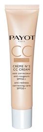 CC näokreem Payot N°2 SPF50+, 40 ml