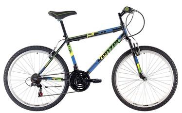 """Jalgratas Kenzel Prime DX80 Black/Green/Blue, 19"""", 26"""""""