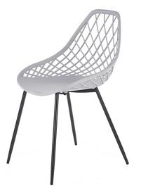 Söögitoa tool Halmar K330 Light Gray, 1 tk