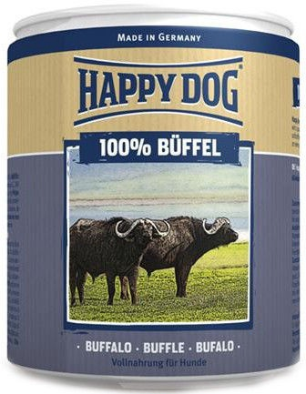 Happy Dog Buffalo Pur 800g