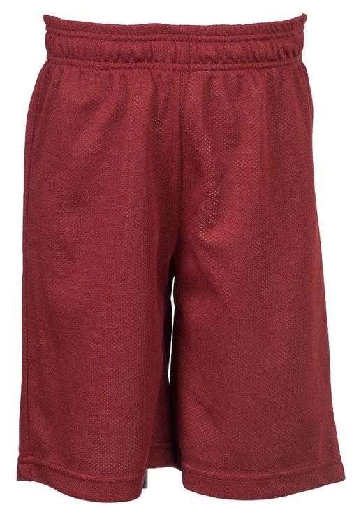 Bars Mens Basketball Shorts Red 29 176cm