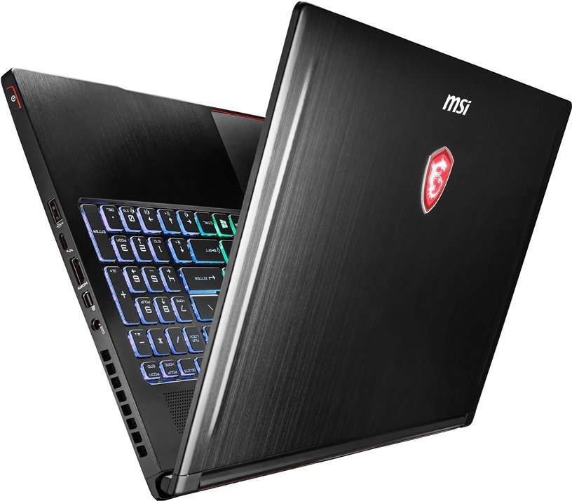 MSI GS63 8RE-042PL Stealth