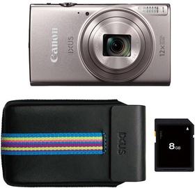 Canon IXUS 285 HS Silver Essential Kit