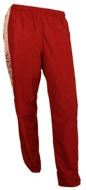 Bars Mens Sport Pants Red/White 214 M