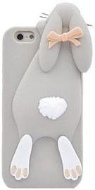 Mocco 3D Buny Back Case For LG K8/K7 Grey