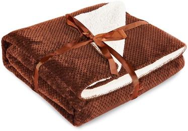 Одеяло DecoKing Lamby Brown, 240x220 см