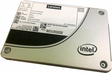 Lenovo ThinkSystem Intel S4510 480GB SATAIII SSD 4XB7A10248