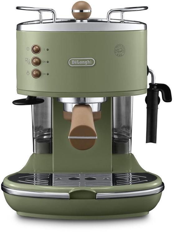 Kohvimasin De'Longhi Icona Vintage ECOV 311 Green