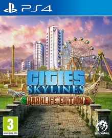 Cities: Skylines Parklife Edition PS4