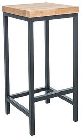 Signal Meble Chair Hoker Metro H-1 Oak/Black
