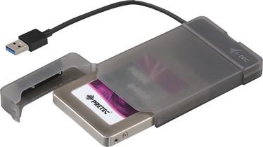 """I-Tec MySafe 2.5"""" External Hard Drive Case USB 3.0 MYSAFEU313"""