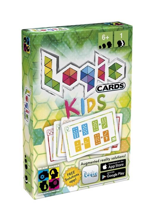 Kaardimäng Logic Cards Kids