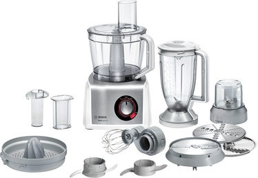 Bosch MultiTalent 8 MC812S844 Food Processor White