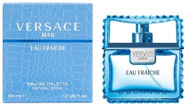 Tualettvesi Versace Man Eau Fraiche 50ml EDT