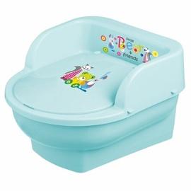 Maltex Baby Chamber Pot Throne Mint 5429